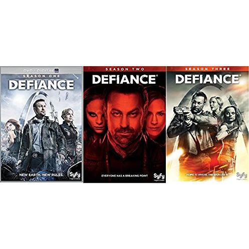 AU $60 BUY: Defiance Complete Series Seasons 1-3 on DVD in Australia