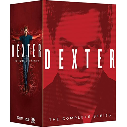 AU $95 BUY: Dexter Complete Series on DVD in Australia