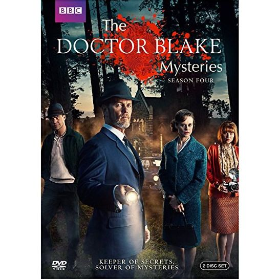 AU $36 BUY: Doctor Blake Mysteries - Season 4 on DVD in Australia
