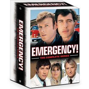 AU $120 BUY: Emergency Complete Series on DVD in Australia