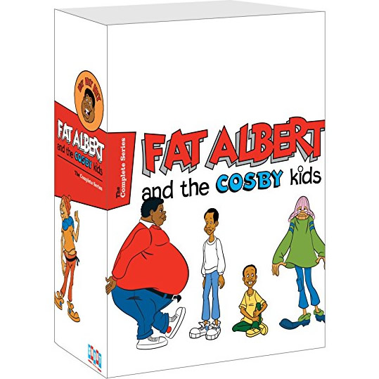 AU $90 BUY: Fat Albert and the Cosby Kids Complete Series on DVD in Australia