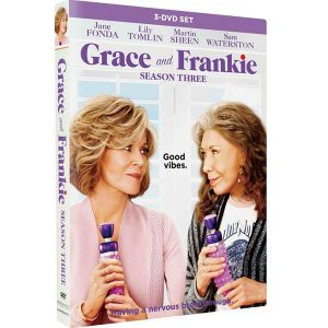 AU $26 BUY: Grace And Frankie - Season 3 on DVD in Australia