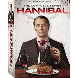 AU $55 BUY: Hannibal Complete Series Seasons 1-3 on DVD in Australia