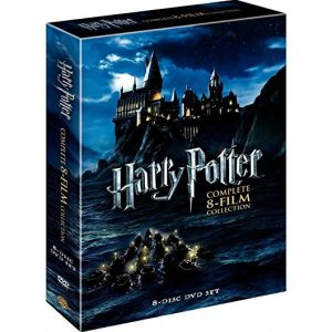 AU $48 BUY: Harry Potter: Complete 8-Film Collection Animated DVD in Australia