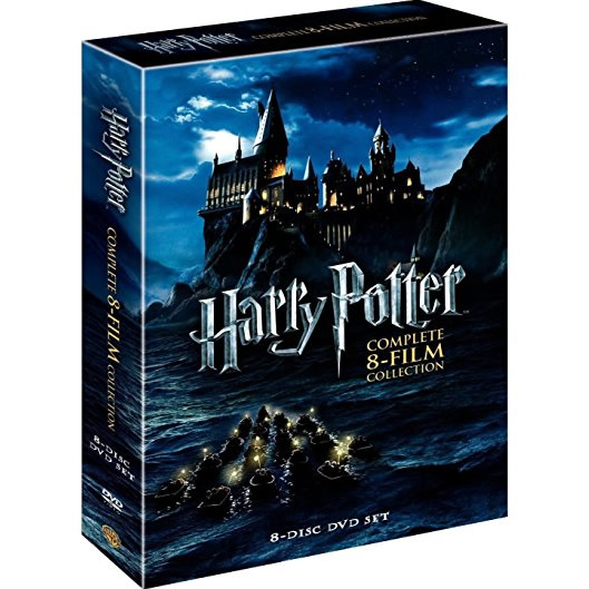 AU $48 BUY: Harry Potter: Complete 8-Film Collection DVD in Australia