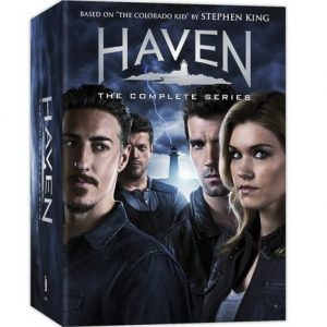 AU $86 BUY: Haven Complete Series on DVD in Australia