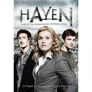 AU $24 BUY: Haven - Season 1 on DVD in Australia