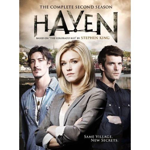 AU $25 BUY: Haven - Season 2 on DVD in Australia