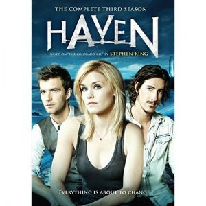 AU $26 BUY: Haven - Season 3 on DVD in Australia