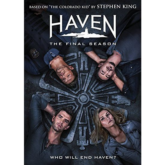 AU $30 BUY: Haven - Season 5 Vol. 2 on DVD in Australia