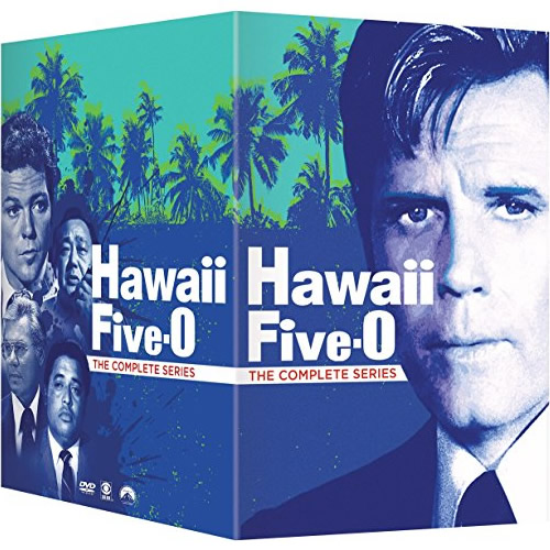 AU $210 BUY: Hawaii Five-O Complete Series on DVD in Australia