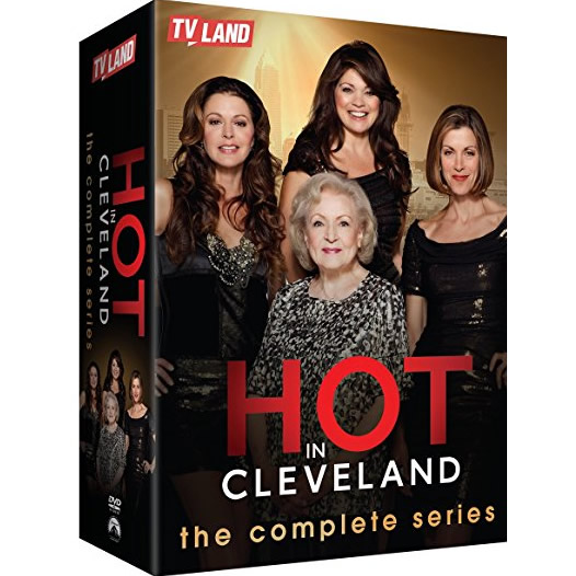 AU $65 BUY: Hot in Cleveland Complete Series on DVD in Australia