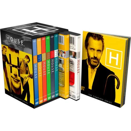 AU $120 BUY: House M.D. Complete Series on DVD in Australia