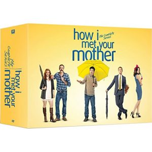 AU $138 BUY: How I Met Your Mother Complete Series on DVD in Australia