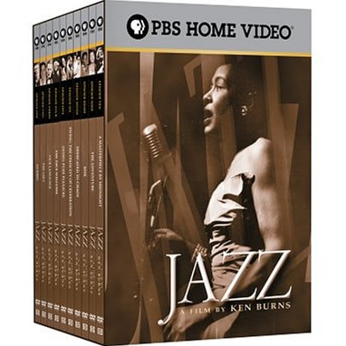 AU $68 BUY: Jazz: A Film By Ken Burns Animated DVD in Australia