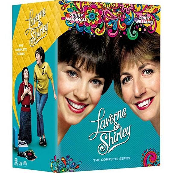 AU $110 BUY: Laverne & Shirley Complete Series on DVD in Australia