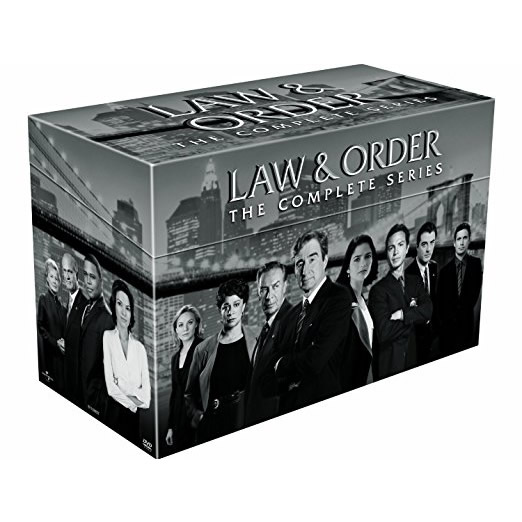AU $280 BUY: Law and Order Complete Series on DVD in Australia