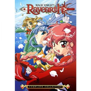 AU $65 BUY: Magic Knight Rayearth Complete Collection Animated DVD in Australia