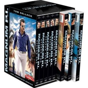 AU $155 BUY: Magnum P.I. Complete Series on DVD in Australia