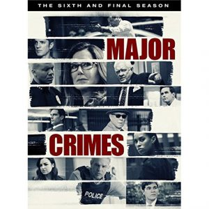 AU $30 BUY: Major Crimes - Season 6 on DVD in Australia
