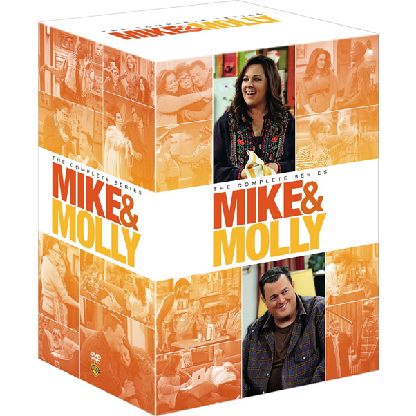 AU $78 BUY: Mike and Molly Complete Series Seasons 1-6 on DVD in Australia