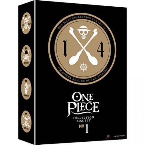 One Piece – Collection Box Set No. 1