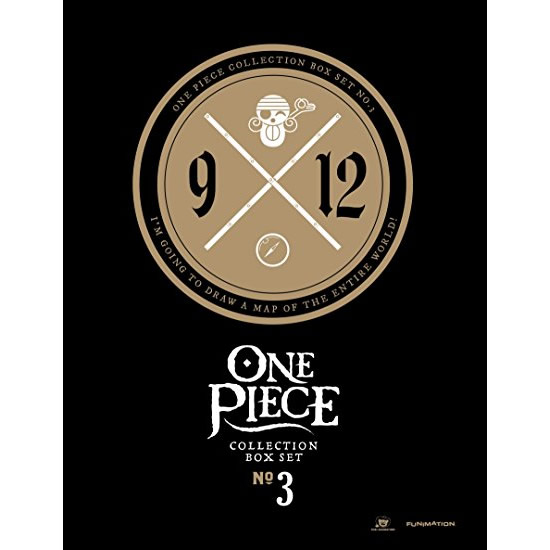 AU $85 BUY: One Piece - Collection Box Set No.1 (9-12) Animated DVD in Australia