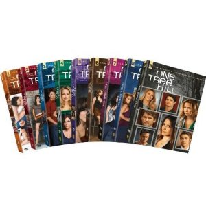 AU $165 BUY: One Tree Hill Complete Series Seasons 1-9 on DVD in Australia