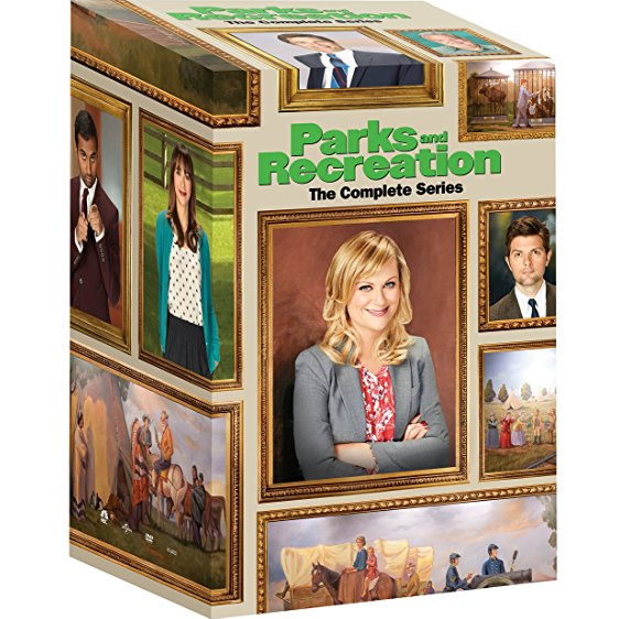 AU $83 BUY: Parks and Recreation Complete Series on DVD in Australia