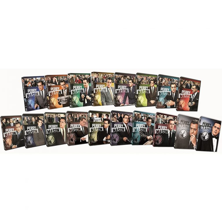 AU $200 BUY: Perry Mason Complete Series on DVD in Australia