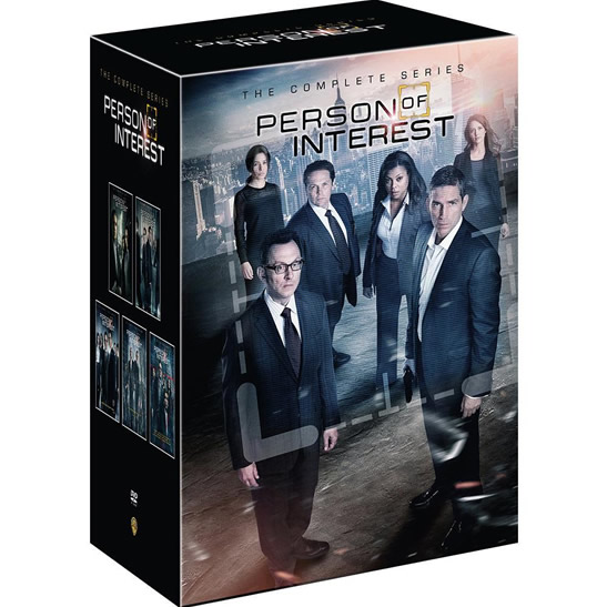 AU $105 BUY: Person of Interest Complete Series Seasons 1-5 on DVD in Australia