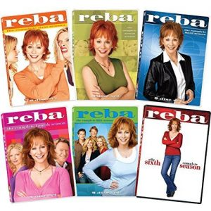 AU $80 BUY: Reba Complete Series Seasons 1-6 on DVD in Australia