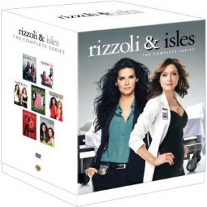 AU $100 BUY: Rizzoli & Isles Complete Series on DVD in Australia