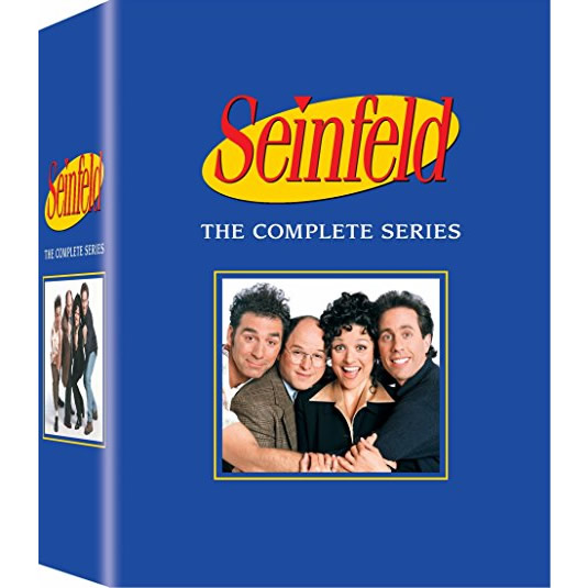 AU $115 BUY: Seinfeld Complete Series on DVD in Australia