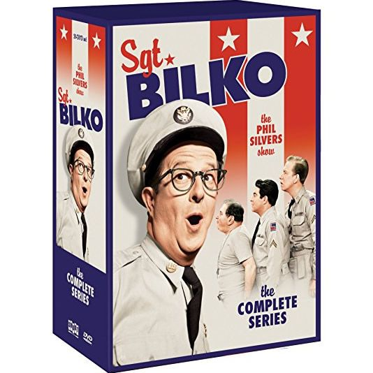 AU $90 BUY: Sgt. Bilko The Phil Silvers Show Complete Series on DVD in Australia