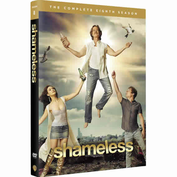 AU $35 BUY: Shameless - Season 8 on DVD in Australia
