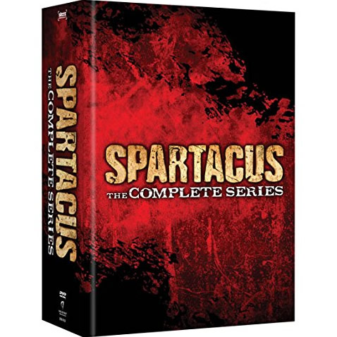 AU $60 BUY: Spartacus Complete Series on DVD in Australia