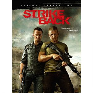 AU $30 BUY: Strike Back - Season 2 on DVD in Australia