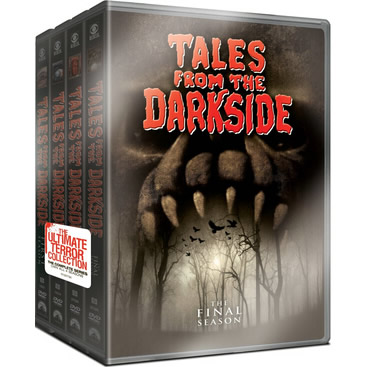AU $62 BUY: Tales From the Darkside Complete Series on DVD in Australia