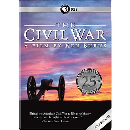 AU $46 BUY: The Civil War A Film by Ken Burns Animated DVD in Australia