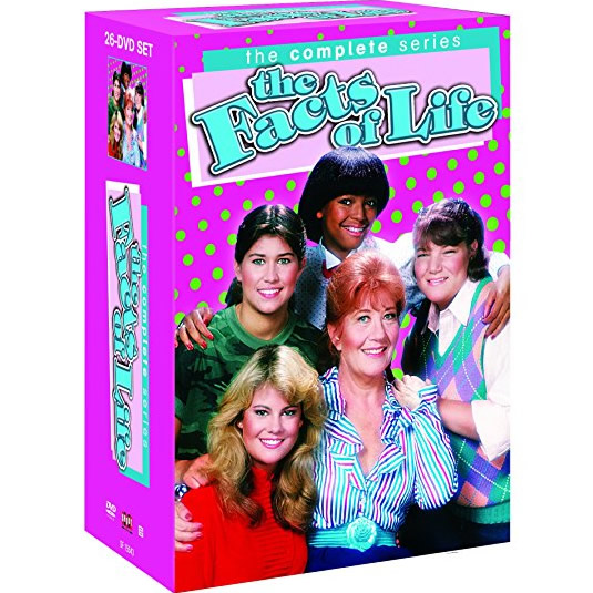 AU $95 BUY: The Facts Of Life Complete Series on DVD in Australia