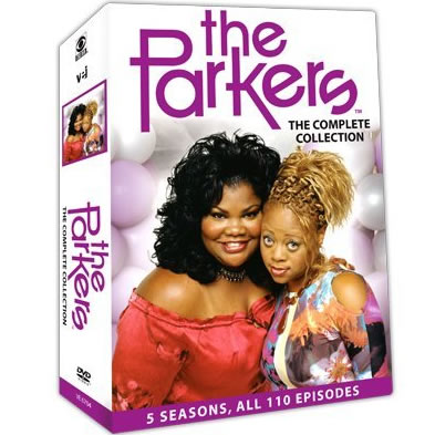 AU $72 BUY: The Parkers Complete Collection 5 Seasons, All 110 Episodes on DVD in Australia