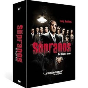 AU $110 BUY: The Sopranos Complete Series on DVD in Australia