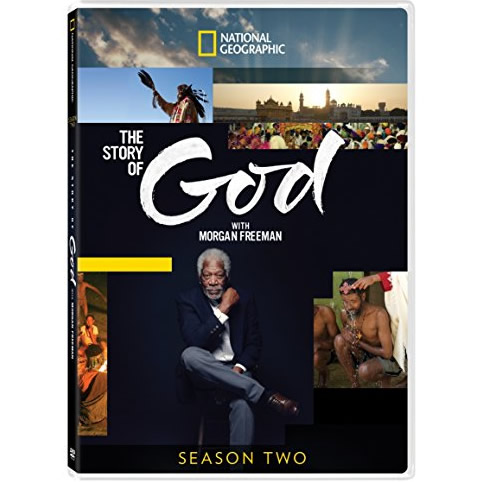 AU $26 BUY: The Story Of God With Morgan Freeman - Season 2 on DVD in Australia