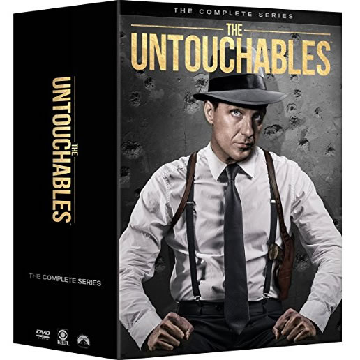AU $115 BUY: The Untouchables Complete Series on DVD in Australia