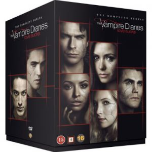 AU $130 BUY: The Vampire Diaries Complete Series Seasons 1-8 on DVD in Australia