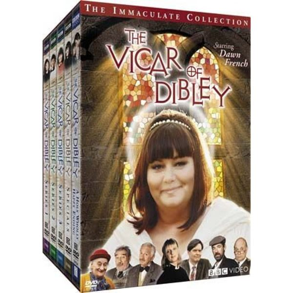 AU $55 BUY: The Vicar of Dibley - The Immaculate Collection on DVD in Australia
