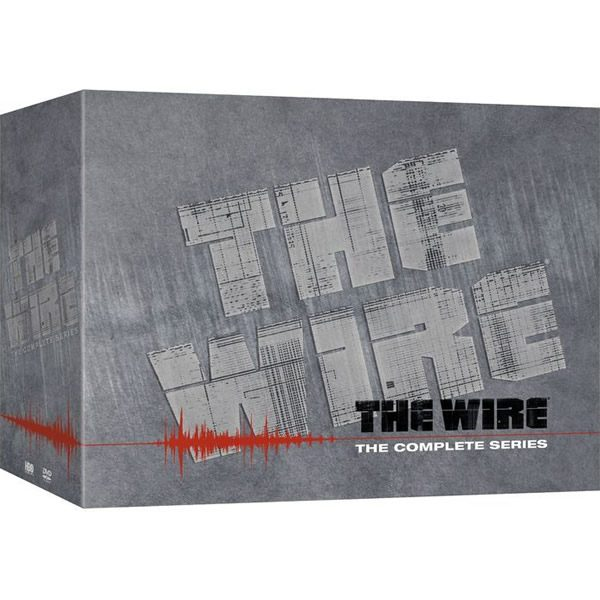 AU $92 BUY: The Wire Complete Series on DVD in Australia