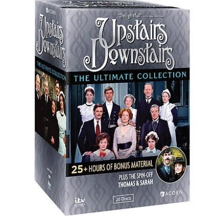 AU $115 BUY: Upstairs Downstairs: Ultimate Collection Complete Series on DVD in Australia