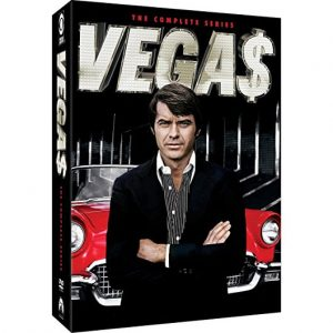 AU $75 BUY: Vegas Complete Series on DVD in Australia
